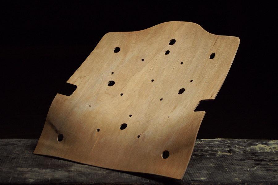 Bent Plywood Part 1