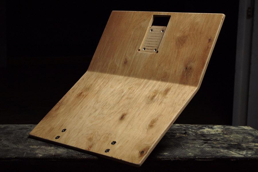 Bent Plywood Part 2